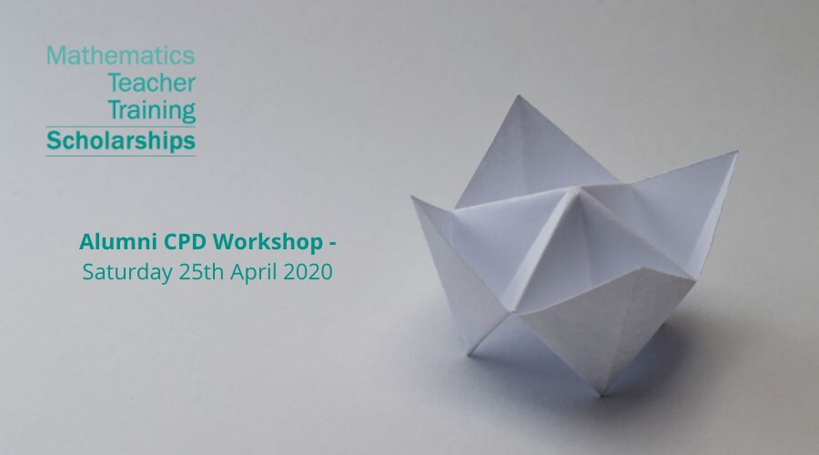 We are delighted to announce that our 2020 alumni CPD workshop is being held on Saturday 25th April 2020.