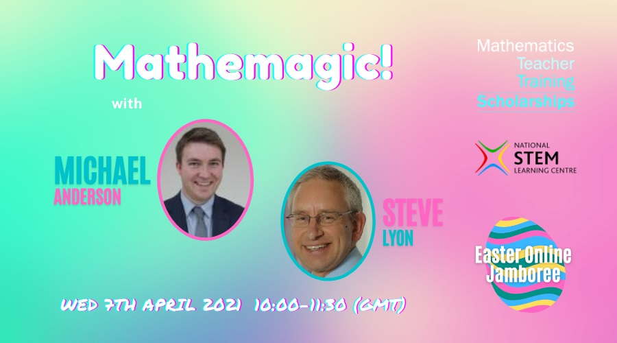 We are delighted to announce we are running a series of webinars for our Easter Online Jamboree Event.
