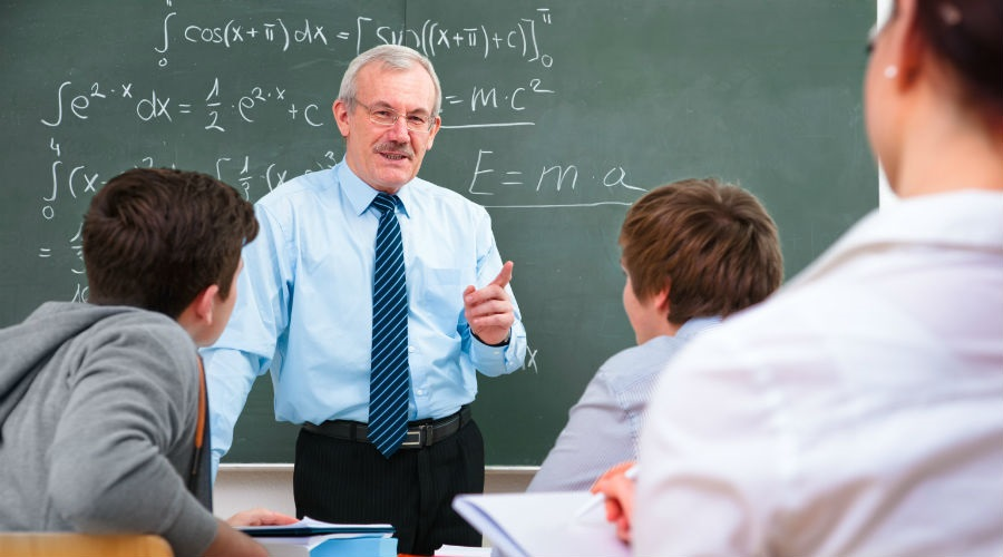 There is no right or wrong way to discover your love of maths teaching.