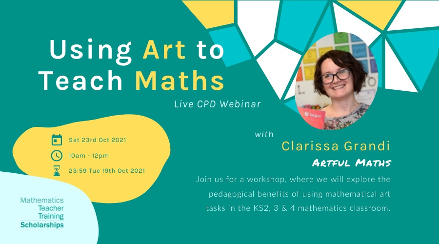 We are delighted to announce another CPD webinar, with speaker Clarissa Grandi!