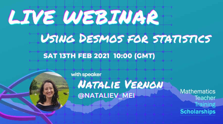 We are delighted to announce another CPD webinar, with speaker Natalie Vernon!