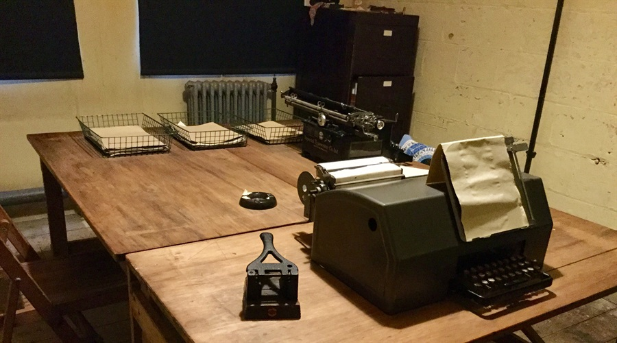 Bletchley Park is a fascinating place, and rather than tell everything about it, thus rendering any desire to see the park null and void, I will mention some of the highlights I gained